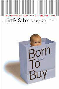 book born to buy by juliet schor