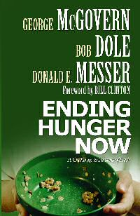 bookcover - ending hunger now