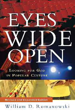 book- eyes wide open - by william romanowski