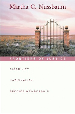 book - frontiers of justice