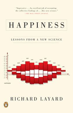 happines lessons from a new science by richard layard