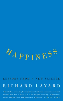 happines by richard layard