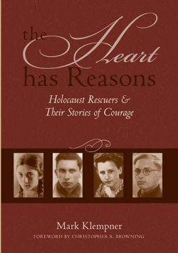 book - heart has reasons by historian mark klempner