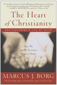 book - heart of christianity by marcus borg