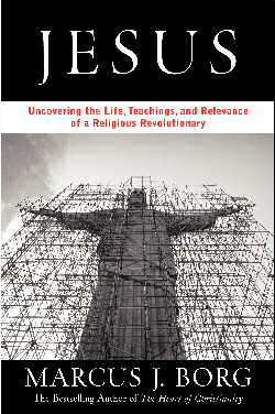 book - Jusus by marcus borg