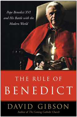 book - rule of benedict by david gibson