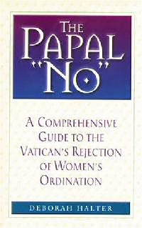 book - the papal no by deborah halter