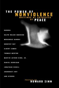 book cover - power of nonviolence by howard zinn