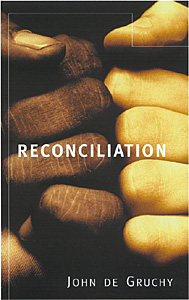book cover reconciliation by john de gruchy