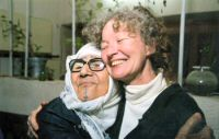 kathy kelly and nana in iraq