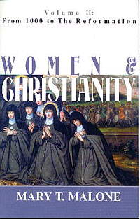 women and christianity by mary malone