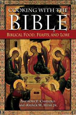 book - Cooking with the Bible