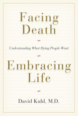book - Facing Death, Embracing Life