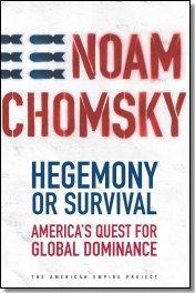 book hegemony or survival by noam chomsky