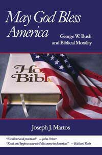 book may god bless america by joseph martos