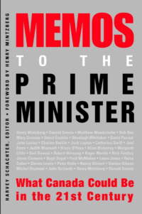 Memos to the Prime Minister by Margaret Hillyard Little