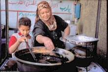 Street Vendors in Egypt
