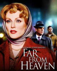 movie review far from heaven starring Dennis Quaid and Julianne Moore