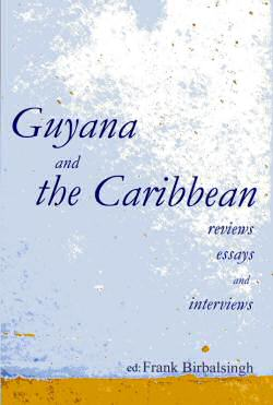 bookcover - guayana and the caribbean by frank birbalsingh
