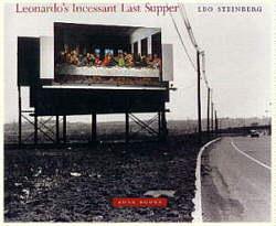 leonardo's incessant last supper - the twelve by leo steinberg