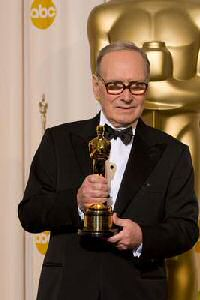 Honorary Academy Award Winner Ennio Morricone